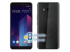 HTC U11 Plus 6/128GB Dual Translucent Black