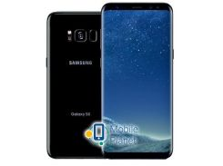 samsung galaxy s8 duos 64gb black (sm-g950fzkd)