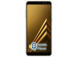 Samsung Galaxy A8 2018 Duos 32Gb Gold (SM-A530F)