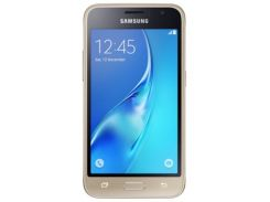 Samsung Galaxy J1 2016 Duos 8Gb Gold Госком (SM-J120H)