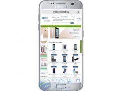 Samsung Galaxy S7 Duos 32Gb Silver (G930FD)