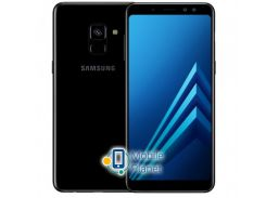 Samsung Galaxy A8 2018 Duos 64Gb Black (SM-A530F)