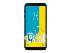 Samsung Galaxy J6 2018 Duos Black Госком (J600)