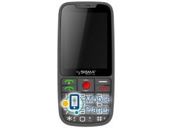 Sigma mobile Comfort 50 Elegance DS grey Госком