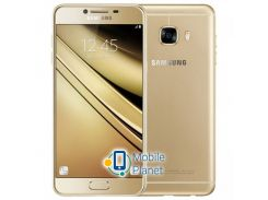 Samsung Galaxy C7 4/32Gb Dual Sim CDMA GSM Gold (C7000)
