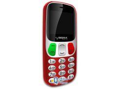 Sigma mobile Comfort 50 Retro Red Госком
