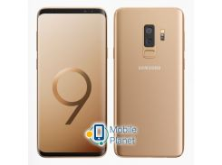 Samsung Galaxy S9 Plus Duos 128Gb Gold (SM-G9650)