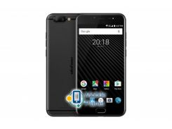 Ulefone T1 6/128Gb Black