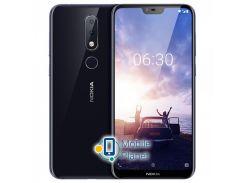 Nokia X6 2018 6/64GB Blue