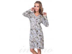 Домашнее платье (63413I) Lormar
