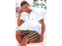 Футболка и шорты, хлопок (2151) Denny's