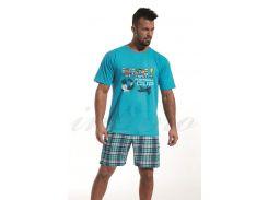 Футболка и шорты, хлопок (326-65) Cornette