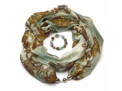 Женский шарф Foxtrot Spring 003293_32_40b