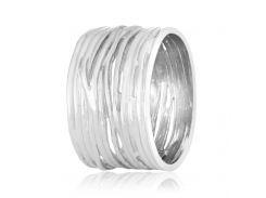 Серебряное кольцо Silvex925 17.4 мм КК2/068-З