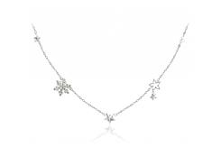 Колье KOBI STAR&MONTH с кристаллами Swarovski 7430-6107-02-32