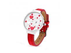 Женские часы Spark Heart со Swarovski ZH35RLSI