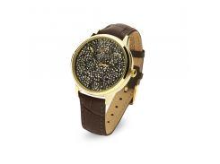 Женские часы Spark Punto со Swarovski ZCR38MG с камнями Swarovski