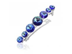 Заколка KOBI JANIS с кристаллами Swarovski 7790-1001-35-32