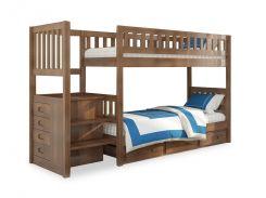 Венгер (Venger)125-39Двухъярусная кровать Владимир 90х200