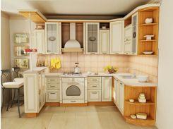 Roko54-6-386Кухня Классик-2 (3,5х1,9 м)