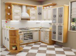 Roko54-6-387Кухня Классик-3 (3,7х1,8 м)