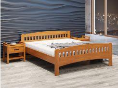 Camelia252-42Двуспальная кровать Розалия 160х200 из бука