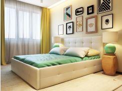 Corners77-2-219Двуспальная кровать Релакс 160х200 с подъемным механизмом