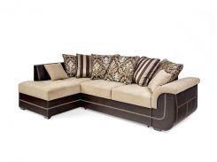 СидиМ (SidiM)99-1-349-1Угловой диван Генрих в ткани кашемир беж
