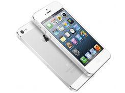 Смартфон Apple iPhone 5 64GB (White)