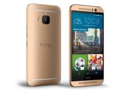 Смартфон HTC One (M9) 32GB (Gold on Gold)