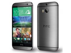 Смартфон HTC One M8 32GB Gunmetal Gray