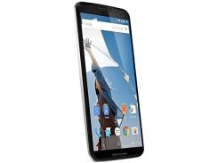 Смартфон Motorola Nexus 6 32GB (Cloud White)