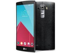 Смартфон LG H818 G4 Dual (Genuine Leather Black)