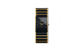 Rado Integral Jubile Two-tone Ceramic Ladies Watch R20789752