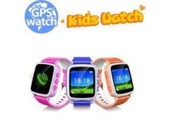 Детские умные часы Q80 оригинал !