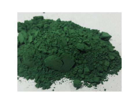 Пигмент железоокисный зеленый Tricolor 5605