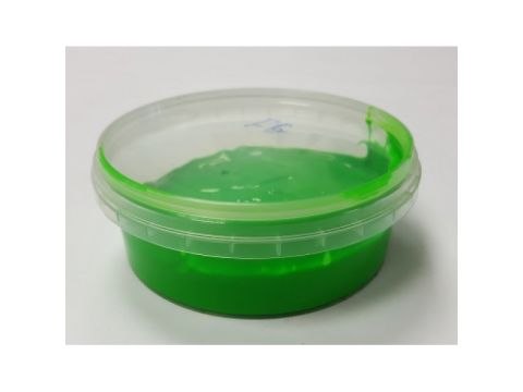 Краска флуоресцентная пластизольная зеленая