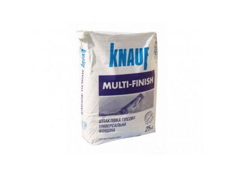 Шпаклевка Knauf Multi-finish