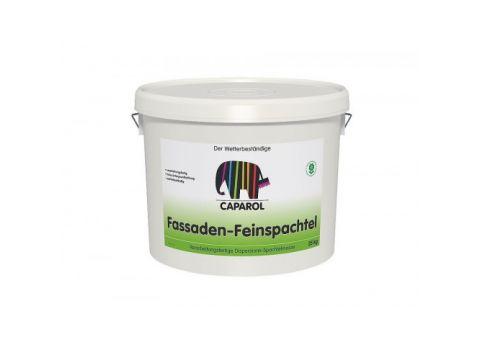Шпаклевка Caparol Fassaden-Feinspachtel naturweiss