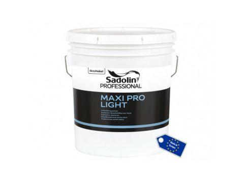 Шпаклевка легкая Sadolin Maxi Pro Light для внутренних работ