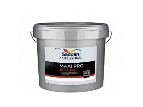 Шпаклевка легкая Sadolin Maxi Pro Special для внутренних работ