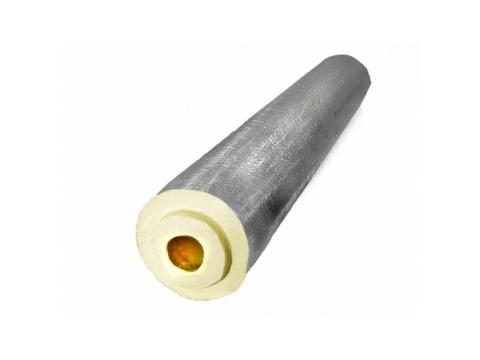 Полуцилиндр теплоизоляционный ППУ фольгоизол 325/80