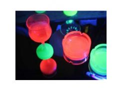 Краска светящаяся AcmeLight для стекла красная (обжиговая)