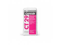 Шпаклевка полимерцементная армированная Ceresit СТ 29