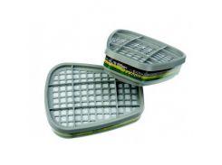 Фильтр для защиты от органических/неорганических паров, кислых газов, амиака и производных 3M 6059