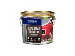 Акриловая пропитка для древесины Primacol Classic (тик)