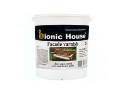 Лак водный для наружных работ Joncryl Bionic House (глянец)