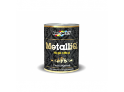 Эмаль акриловая декоративная MetalliQ Kompozit черный жемчуг