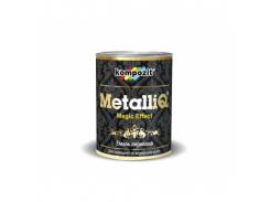 Эмаль акриловая декоративная MetalliQ Kompozit красное вино