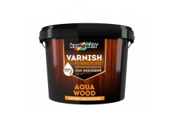 Лак мебельный Aqua Wood Kompozit глянец